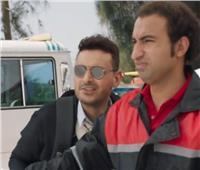 رامز جلال ينشر فيديو مع علي ربيع: برنس الدراجات البخارية