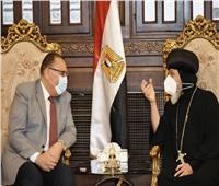 الشرقية تحتفل بذكري دخول العائلة المقدسة إلي أرض مصر بمطرانية الزقازيق