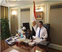 محمد جمال الدين الأشهب عميدًا لكلية الطب جامعة بنها