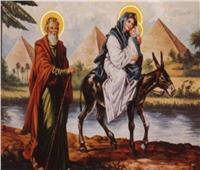 انفوجراف.. محطات رحلة العائلة المقدسة في أرض مصر
