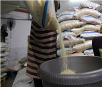 «التموين» تتسلم 270 ألف طن أرز محلي.. والاحتياطي يكفي حتى يناير 2022
