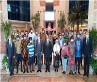 «العربية للتصنيع» تستقبل وفد المتدربين من الإذاعيين الأفارقة