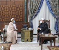 شيخ الأزهر يستقبل السفير العماني الجديد في القاهرة