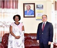 مصر تدعم بوروندي في مجالي الاتصالات والاعلام