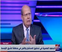 قنديل: مصر عادت للدور الذي خلقت من أجله بدعم القضية الفلسطينية  فيديو