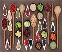 النشويات والبروتينات لغذاء الرياضيات