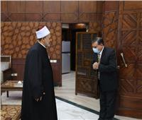 الإمام الأكبر: نولي اهتماما كبيرا بأبنائنا الوافدين الدارسين بالأزهر