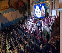 استكمال الاحتفال بمجيء العائلة المقدسة في المطرانية والجامعة بالزقازيق