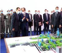 7 سنوات في عهد السيسي.. مصر على طريق تحقيق الاكتفاء من المنتجات البترولية