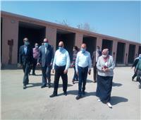 محافظ القاهرة: الانتهاء من تسكين سوق «أبو المكارم» الجديد