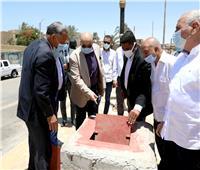 محافظ بني سويف يتفقد شوارع مركز ناصر ويستمع لمطالب المواطنين   صور