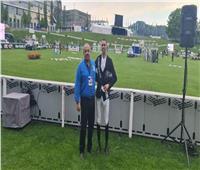 وزير الرياضة يهنئ الفروسية المصرية بالإنجاز العالمي بكأس الأمم بسويسرا