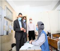 87965 طالبًا يؤدون امتحانات الشهادة الإعدادية في 447 لجنة بالغربية
