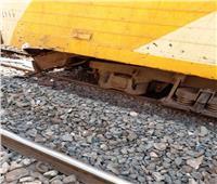 إصابة 5 أشخاص في تصادم جرار بقطار على خط «السد العالي» بأسوان