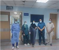تعافي 12 حالة مصابة بكورونا بسوهاج