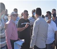 محافظ البحرالأحمر: «ريفيرا سهل حشيش» أضخم مشروع سياحي بالغردقة