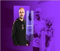 جوارديولا أفضل مدرب في البريميرليج  موسم 2020/2021   فيديو