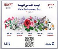 بمناسبة الاحتفال بيوم البيئة العالمي.. بطاقة بريد تذكارية وكارت «بوستال»