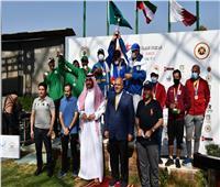 الكويت تفوز ب «فرق الاسكيت» بالبطولة العربية للرماية