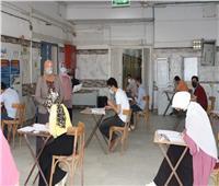 432 طالبًا وطالبة بمرحلة البكالوريوس يؤدون الامتحانات بـ «أسنان طنطا»