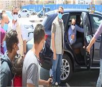 السند .. سائق الموتوسيكل الذي تغيرت حياته بعد لقاء الرئيس السيسي