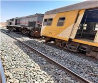مصدر: حبس 4 من العاملين بـ«السكة الحديد» فيتصادم قطار السد العالي بجرار أسوان