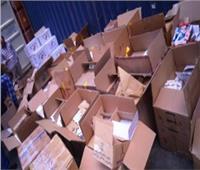 «أمن المنافذ» يتصدى لتهريب بضائع أجنبية ومحاولة هجرة غير شرعية