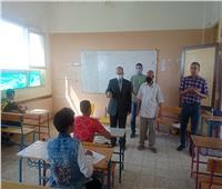 «تعليم قنا» تشدد بالالتزام بالإجراءات الاحترازية في امتحانات الشهادة الإعدادية