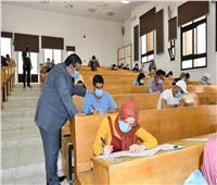 رئيس جامعة القناة يعلنحصيلة التصحيح للأسبوع الأول من الامتحانات