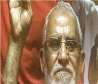 رفع أولى جلسات محاكمة بديع وعزت و77 في «أحداث المنصة» للقرار