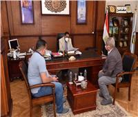 خالد شعيب يكلف صبري عبدالرؤوف بإدارة مستشفى مطروح