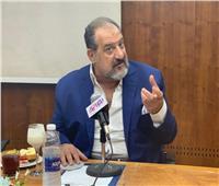 خالد الصاوي في ضيافة «بوابة أخبار اليوم»  فيديو وصور