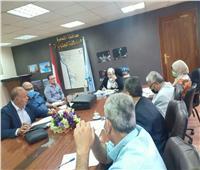 «نائب محافظ القاهرة» تستعرض الخطة الاستثمارية لأحياء المنطقة الجنوبية