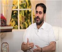 الفنان أحمد الرافعي يكشف تفاصيل مشاركته في «اللي ملوش كبير»  فيديو