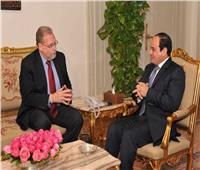 مذيع أمريكي شهير: مشتاق لزيارة مصر ومشاهدة المتحف المصري الكبير | فيديو