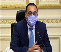 رئيس الوزراء يتابع تطوير ورفع كفاءة مطار برج العرب الدولي