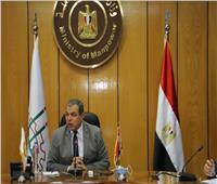 زيارة أسبوعية لمقر الوزارة بالعاصمة الإدارية الجديدة لمتابعة المستجدات