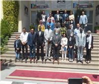 «العربية للتصنيع» تحتفي بالمشاركين بمنحة ناصر للقيادة الدولية