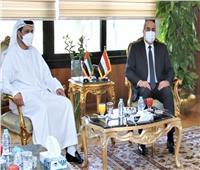 مصر والإمارات تبحثان سبل دعم وتنشيط العلاقات الثنائية بمجال النقل الجوي