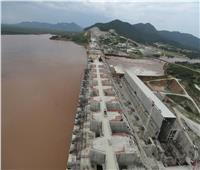 «الري»: المنسوب الحالي للمياه في سد النهضة لايساعد على توليد الكهرباء
