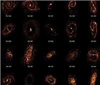 خرائط كونية مذهلة لحضانات النجوم والمجرات المتنوعة | صور