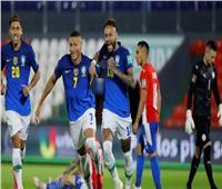 شاهد  قطار البرازيل يدهس باراجواي في تصفيات «مونديال 2022»