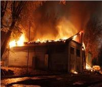 مصرع 3 أشخاص في حريق بأحد مستشفيات مدينة ريازان الروسية