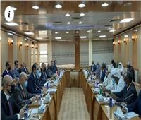 وزيرا الخارجية والموارد المائية يعقدان مباحثات موسعة مع نظيريهما السودانيين