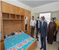 تسليم 112 شقة ببشائر الخير لأهالي نادي الصيد بالإسكندرية