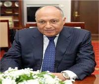 شكرى يلتقى البرهان وحمدوك خلال زيارته للخرطوم