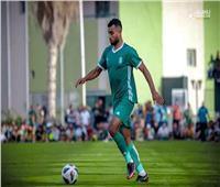 حسام حسن يسجل أول أهدافه مع أهلي طرابلس الليبى  فيديو