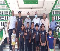 نادي بنها يشارك في بطولة العالم خماسي سباحة «ليزر - رن»
