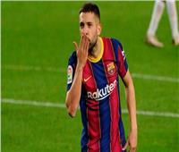جوردي ألبا: كومان استحق البقاء مع برشلونة