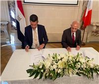 مصر توقع مع فرنسا عقد إنشاء «بيت مصر»
